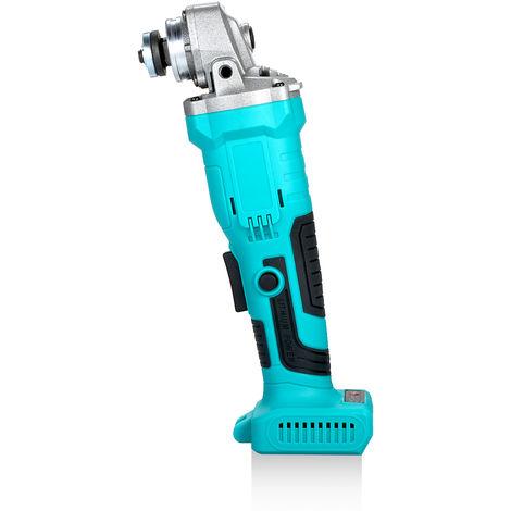 Recargable amoladora angular amoladora angular electrica, molienda y corte de la maquina