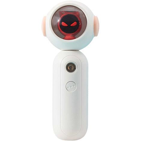 Recargable USB humidificador, Hidratante Hidratante atomizador, blanca