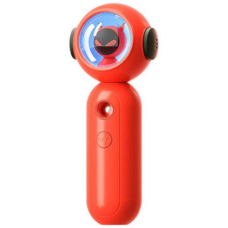 Recargable USB humidificador, Hidratante Hidratante atomizador, Rojo