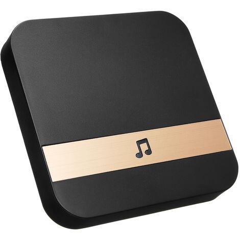 Receiver Doorbell House Interior Wireless Intelligent Wireless Remote Mohoo