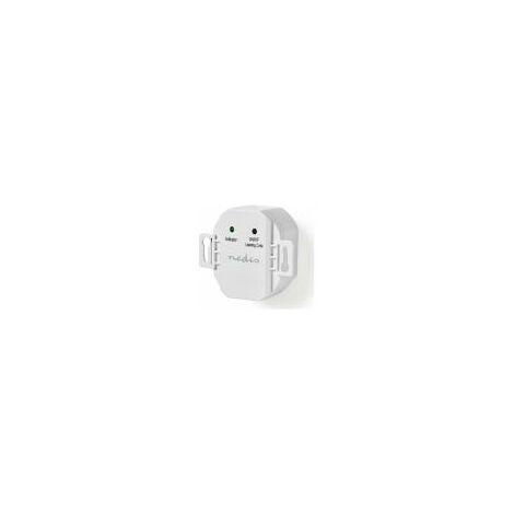 Récepteur d'éclairage intelligent connecté pour installation discrète - pilotage à distance ON/OFF -NEDIS - RFPS110WT.