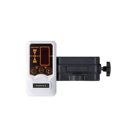"""main image of """"Récepteur laser pour tous les lasers à ligne grâce à la technologie RX-READY Laserliner 033.25A Gamme(s) de mesure 30 m C58406"""""""