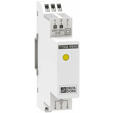 Récepteur modulaire variateur TYXIA 4940 - Delta Dore