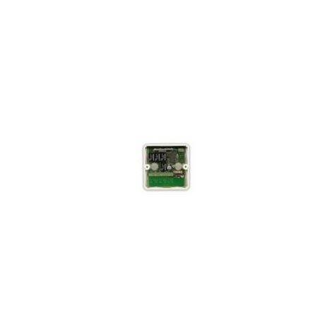 Récepteur radio seul '' 4 canaux CDVI - RECEPT4433.