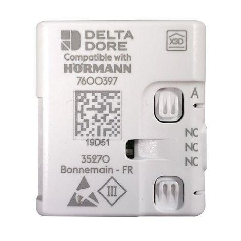 RECEPTEUR RADIO X3D-GATEWAY - DELTA DORE (COMPATIBLE HORMANN)