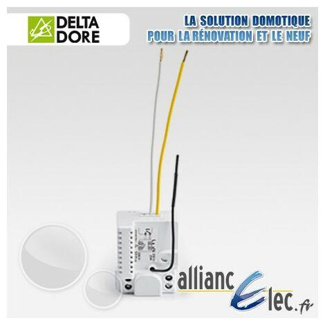 Récepteur TYXIA 4620 pour ajout de télécommandes portail ou garage - Delta Dore