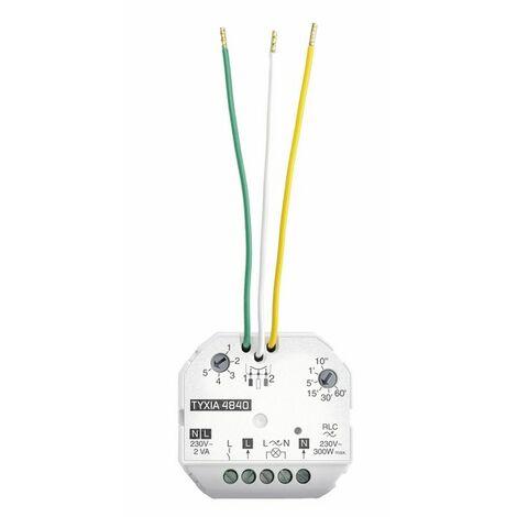 Récepteur variateur d'éclairage TYXIA 4840 - DELTA DORE : 6351115