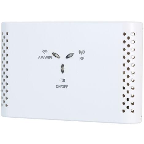 Receptor de controlador de temperatura inteligente WIFI, sin termostato, para calefaccion por suelo radiante