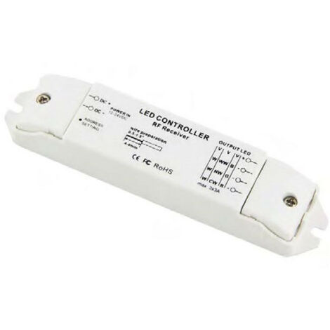 Receptor multi-zona Eco Ledco 9A (3A X 3 canales) CT780