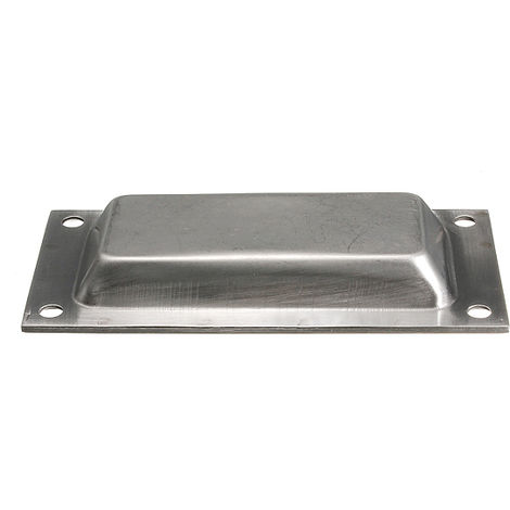 Recessed Handle Stainless Steel For Cabinet Cupboard Door Knob