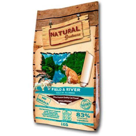 Receta Field & River - Natural Greatness