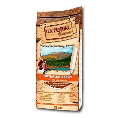 Receta Optimum Mini Medium - Natural Greatness