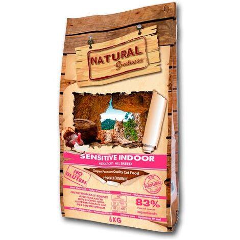 Receta Sensitive Indoor - Natural Greatness