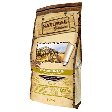 Receta Top Mountain - Natural Greatness