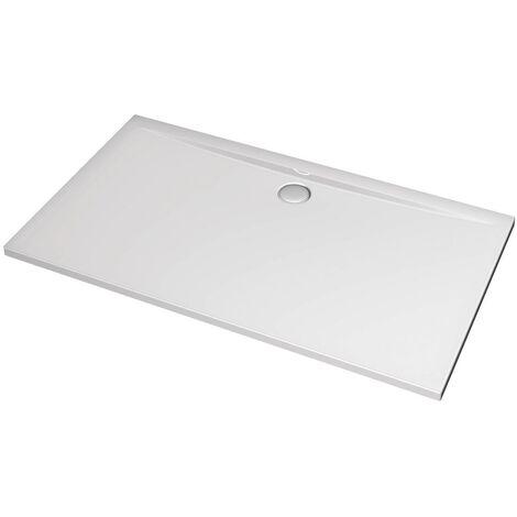 Receveur antidérapant rectangle Ultra Flat Ideal Standard