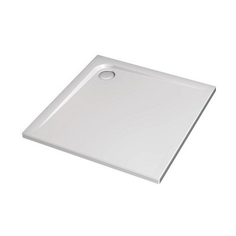 Receveur antidérapant rectangle Ultra Flat Ideal Standard