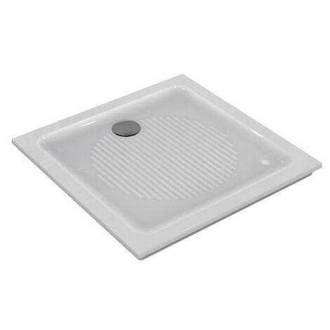 Receveur carré à encastrer Ideal standard Connect