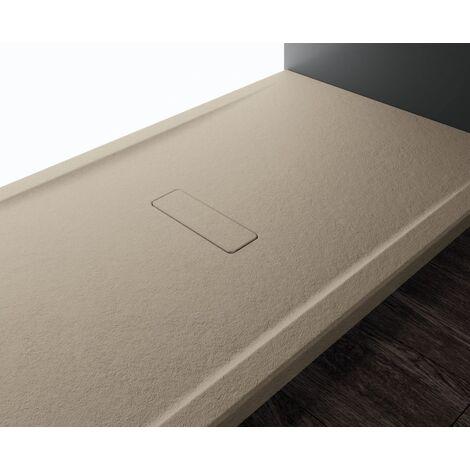 Receveur CUSTOM TOUCH Beige - Hauteur 3.5 cm - Plusieurs dimensions