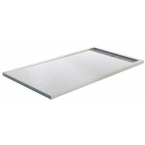 Receveur de douche style plus 150 x 90 cm blanc r4843 - Receveur de douche extra plat pas cher ...