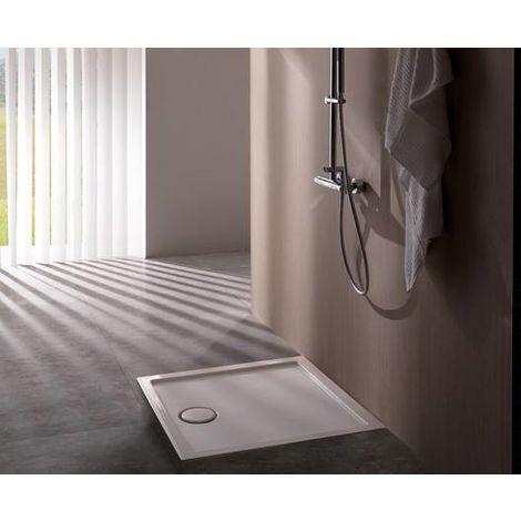 receveur de douche 90x90 cm carr en c ramique hauteur 6 5. Black Bedroom Furniture Sets. Home Design Ideas