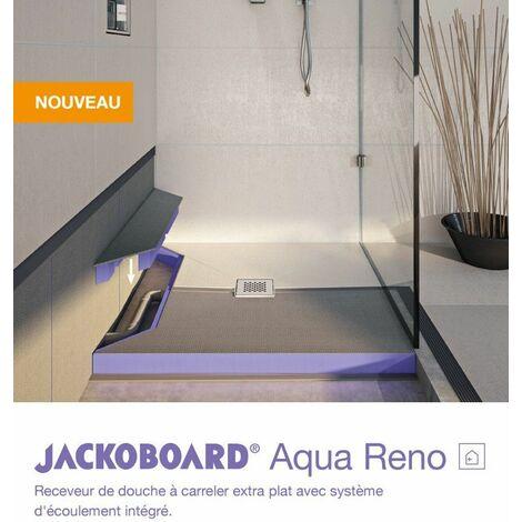 Receveur de douche à carreler Aqua Reno