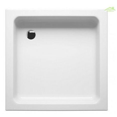 Receveur de douche acrylique carré RIHO APOLLO 80x80x13 cm