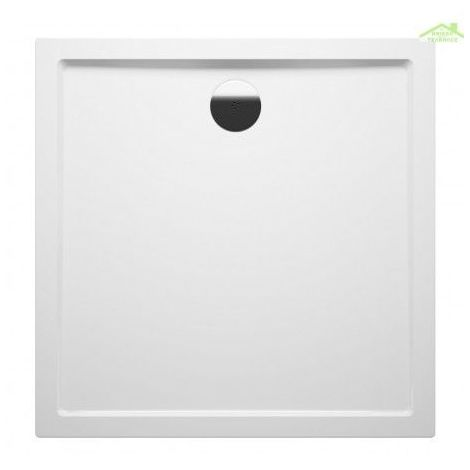Receveur de douche acrylique carré RIHO ZURICH 250 90x90x4 cm