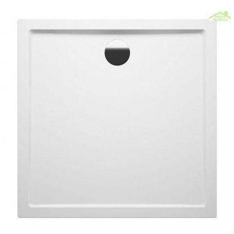Receveur de douche acrylique carré RIHO ZURICH 260 100x100x4,5 cm