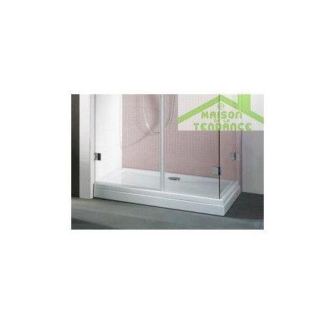 Receveur de douche acrylique rectangulaire RIHO DAVOS 265 150x90x4,5 cm