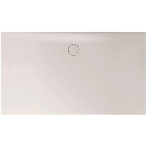 Receveur de douche Bette Floor Side Shower Tray avec Anti-Slip Pro 3389, 150x100cm, Coloris: crème - 3389-441AE