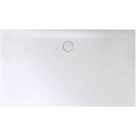 Receveur de douche Bette Floor Side Shower Tray avec Anti-Slip Pro 3389, 150x100cm, Coloris: Décor Taupe - 3389-438AE