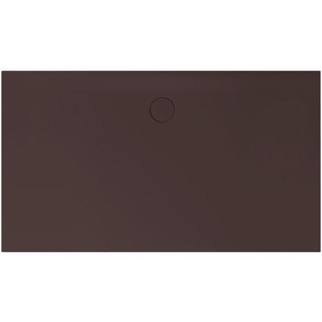 Receveur de douche Bette Floor Side Shower Tray avec Anti-Slip Pro 3396, 110x90cm, Coloris: anthracite - 3396-401AE
