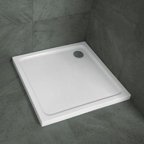 Receveur de douche carré Practic