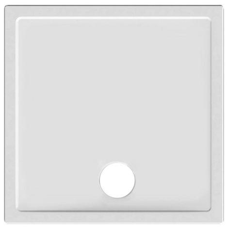 Nouveau Receveur de douche céramique ultra-mince 90x90 puro azzurra WE-69