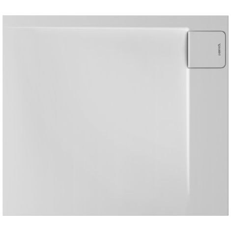 Receveur de douche Duravit P3 Comforts - angle droit à droite