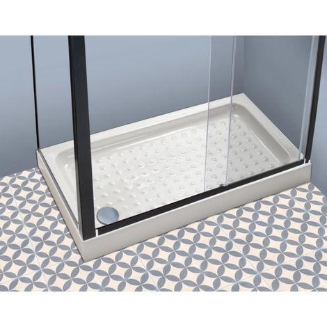 receveur de douche en gr s haut 120x80 mazama sachrddg80x12. Black Bedroom Furniture Sets. Home Design Ideas
