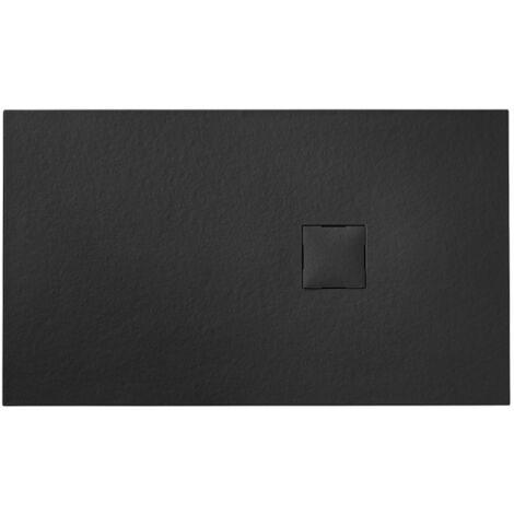 receveur de douche 70x90 piedra graphite m9927090603. Black Bedroom Furniture Sets. Home Design Ideas