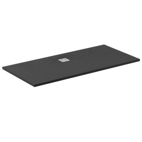Receveur de douche Ultra Flat S Noir 170x90