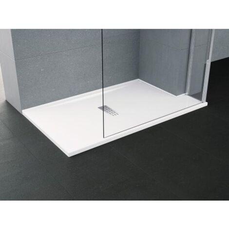 Receveur découpable Custom 160x90 cm blanc