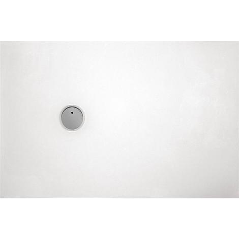 Receveur EVJE rectangulaire lxHxP: 1600x50x800mm acrylique, blanc