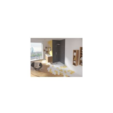 Receveur KINESURF 90 x 90 4 cm blanc