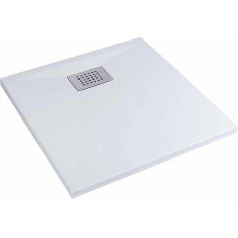 Receveur Kinesurf - épaisseur 4cm blanc