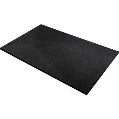 receveur noir 120x90 JOY