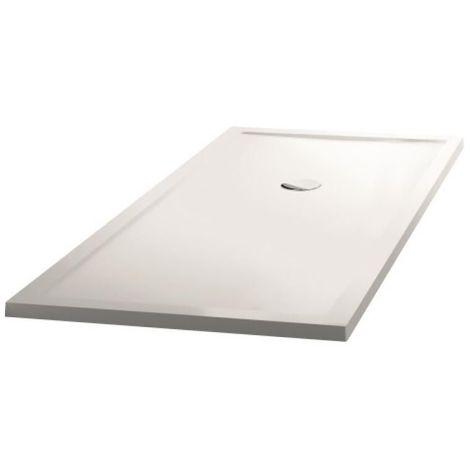 Receveur Olympic + acrylique rectangulaire 120x80x4,5 cm