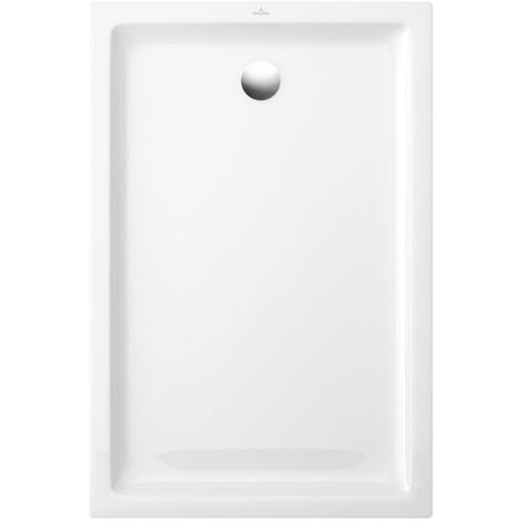 Receveur rectangle Villeroy et Boch O Novo Plus