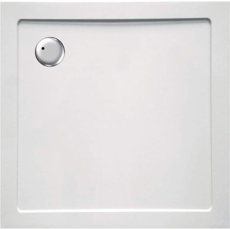 Receveur synthese Plenitude 80 x 80 cm blanc ALTERNA, Ref. AJSC-8080S