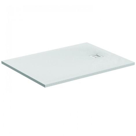 Receveur ultraflat s 140x90 blanc