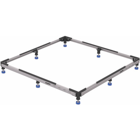 receveurs de douche Kaldewei cadre de pied FR 5300 FLEX jusqu'à 180cm max. - 530000140000