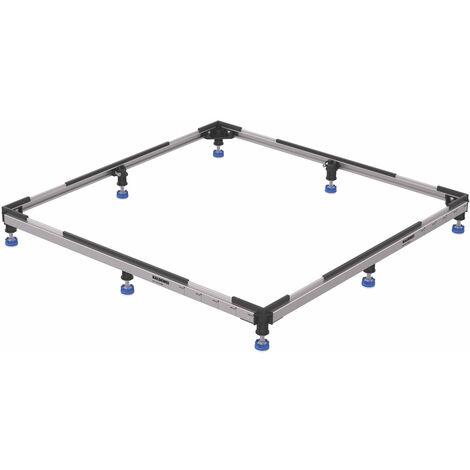 receveurs de douche Kaldewei cadre de pied FR 5300 FLEX jusqu'à max. 120cm - 530000130000