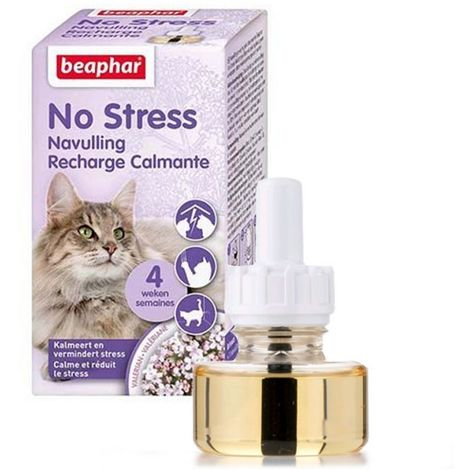 Recharge diffuseur calmant No Stress chat Beaphar